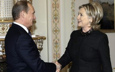 DOJ Blocked Witness From Telling Congress Of Russian Efforts To Bribe Clintons
