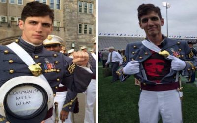 Communist Pro-Kaepernick West Point Cadet Was Reported For Anti-U.S. Activity In 2015