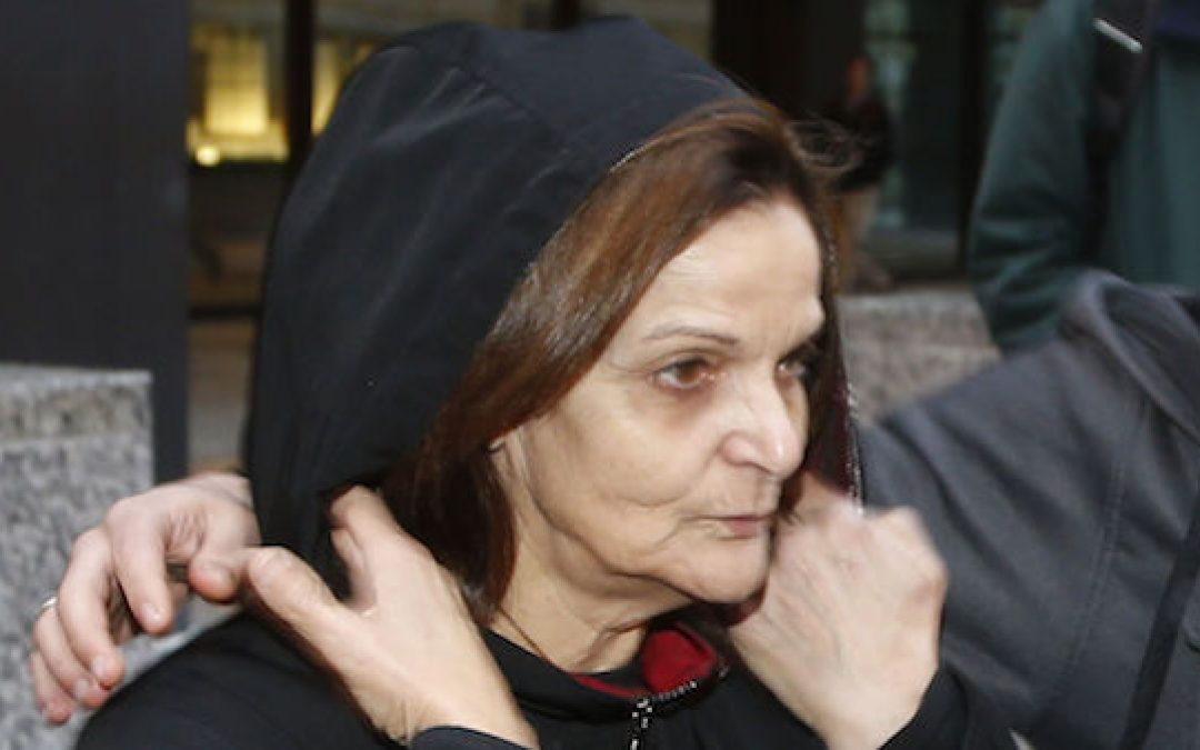Terrorist Murderer Loses U.S. Citizenship & Deported-Press Whitewashes Her History