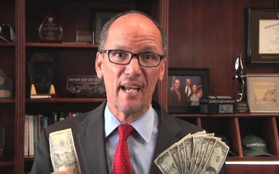 Ethics Watchdog Claims DNC Chair Tom Perez Violated Law