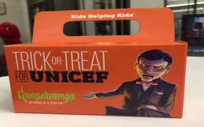 This Halloween Please Don't Give Money To UNICEF !!