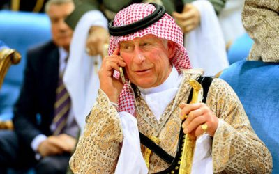 England's Prince Charles Says The Darndest Things