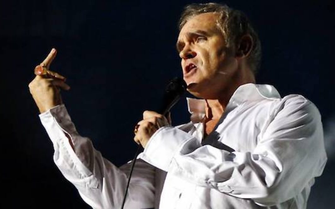 "Washed Up Rockstar Morrissey Would Kill Trump ""For Humanity"""
