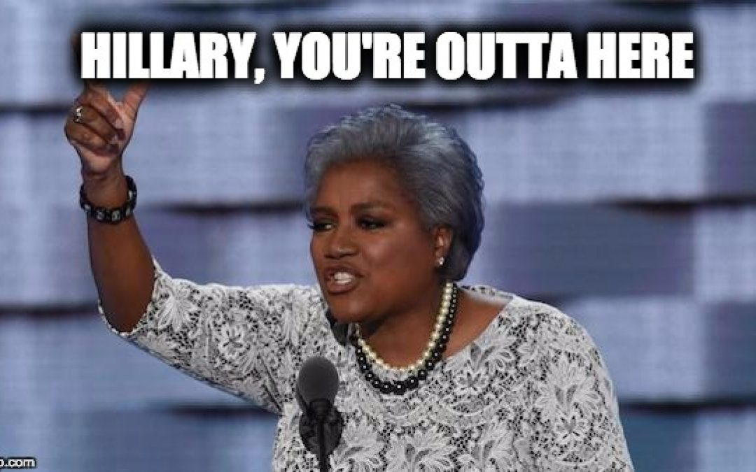 Donna Brazile: I Almost Replaced Clinton/Kaine With Biden/Booker
