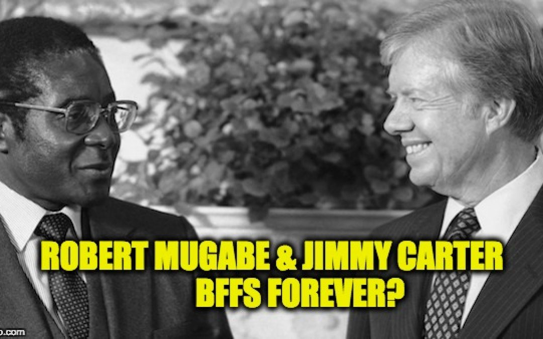 Robert Mugabe Is Ousted, 37 Years After Jimmy Carter Put Him In Power