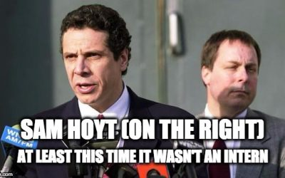 She Contacted Him 6x But NY's Cuomo Ignored Her Claims of Sexual Harassment