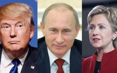 If Trump is Investigated On Russia, Hillary Must be Investigated Too