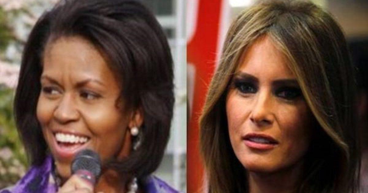 What Michelle Obama Called A Prison, Melania Trump Calls An Honor