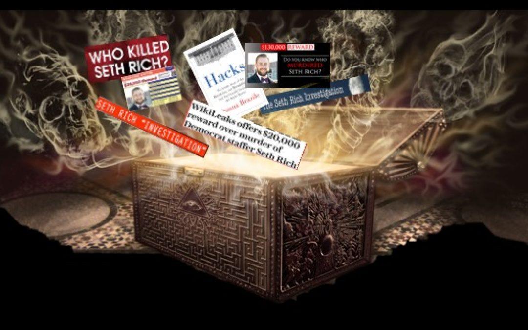 Donna Brazile Book Reopens The Seth Rich Murder 'Pandora's Box'