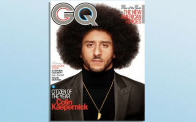 Editors On LSD? GQ Named Colin Kaepernick 'Citizen Of The Year'