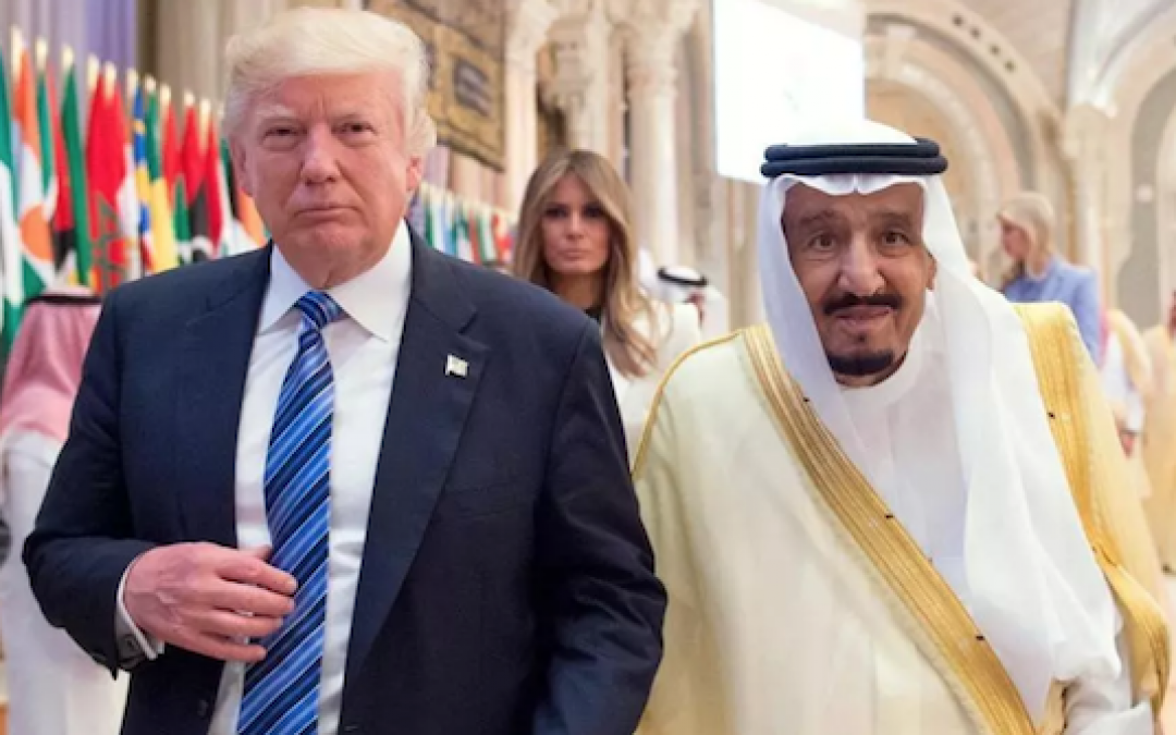 What's REALLY Going On With Saudi Arabia and King Salman?