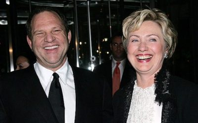 What Harvey Learned From Hillary (Exclusive Post From Dick Morris and Eileen McGann)