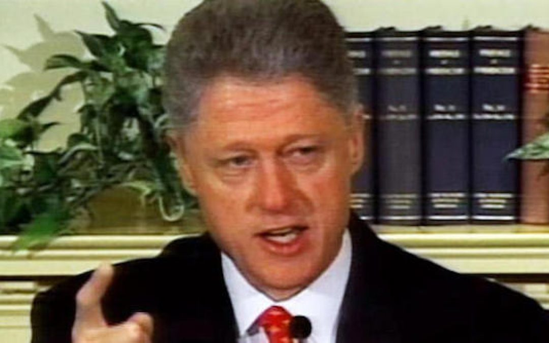 Bill Clinton Accused Was of Sexual Assault 15x, Why Is He Treated Like A Hero?