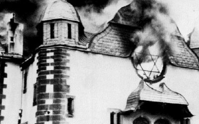 Kristallnacht 79 Years Ago; The Democratic Party Today?