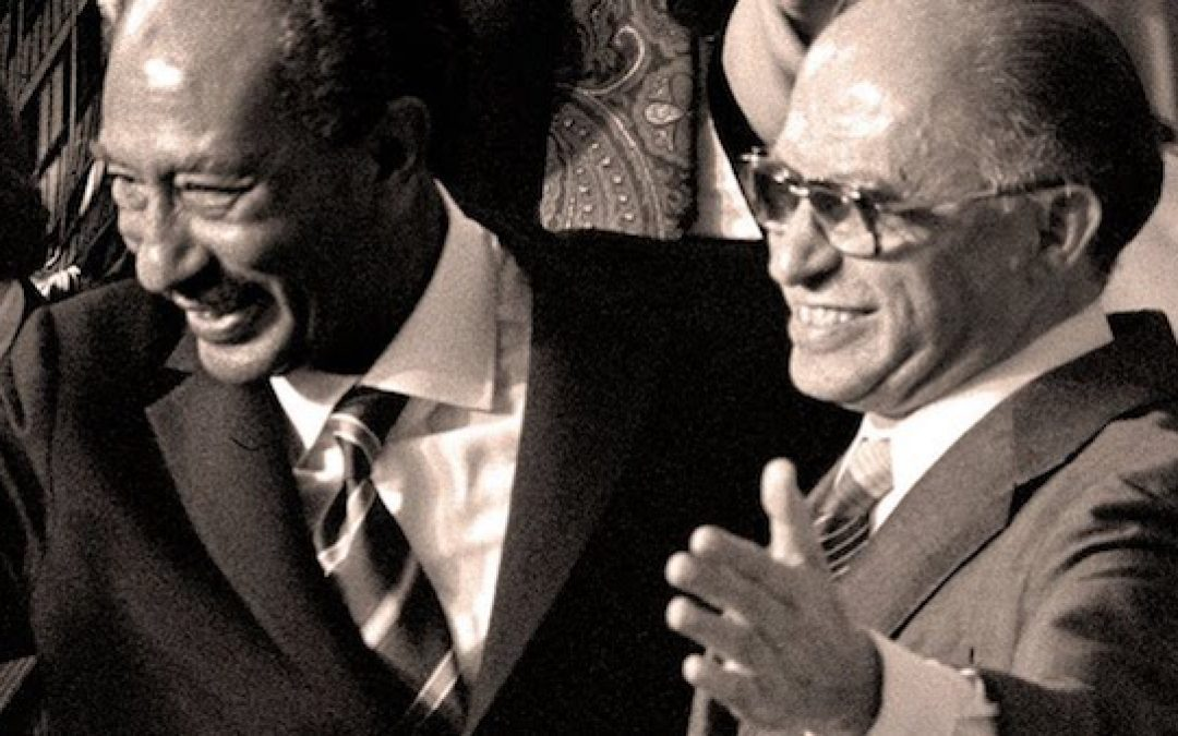 40 Years Ago Sadat Came To Jerusalem Though Pres. Carter Tried To Stop Him