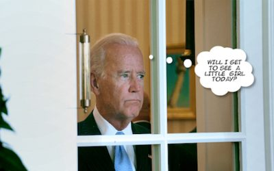If They Nominate Creepy Joe Biden The Dems Are Doomed In 2020