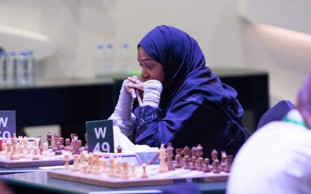 Naive Political Blunder By Saudi Arabia: Hosting International Chess Tourney