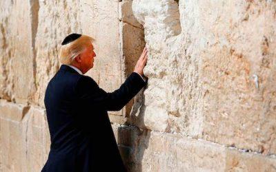 Sr. Govt. Officials Confirm Trump To Recognize Jerusalem As Israel's Capital, Begin Process To Move Embassy