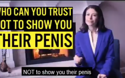 Dem. AG Candidate Promises Not To 'Show You Her Penis' But Defended Child-Exploiting Strip Club