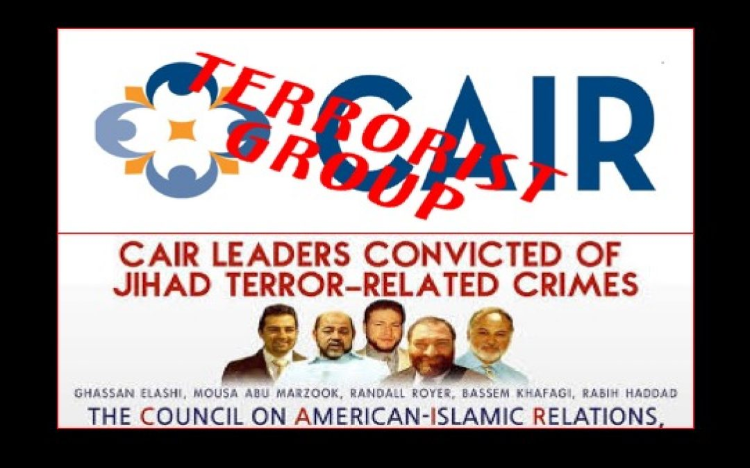 Leader Of Hamas-Affiliated CAIR In Fla. Spews Anti-Semitic, Anti-Trump Tirade