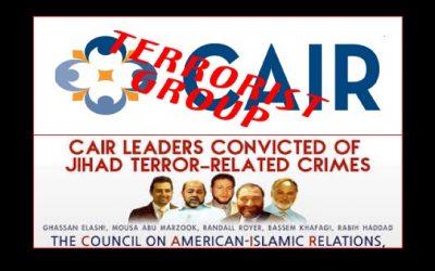 Leader Of Hamas-Affiliated CAIR In Fla. Spews Anti-Semitic, Anti-Trump Tirade