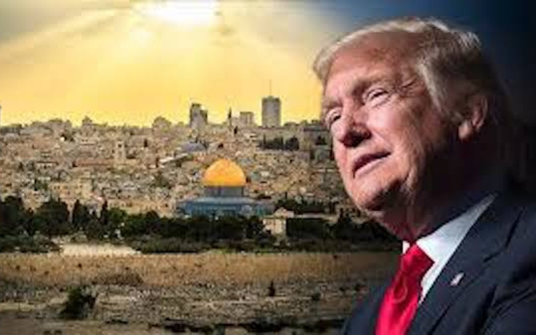 Text And Video Of President Trump's Jerusalem Speech As Delivered