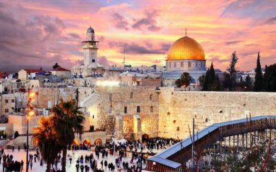 Six Facts The MSM Isn't Reporting About The Jerusalem Issue