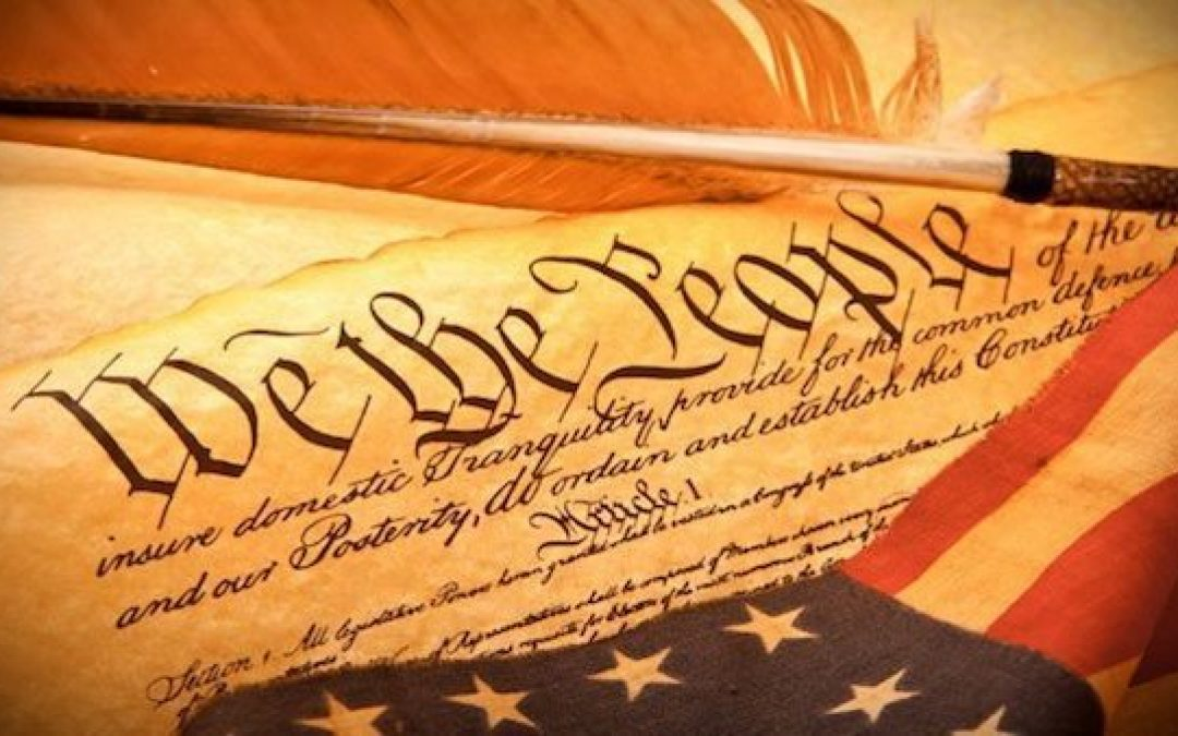 'The Week' Claims The Constitution Is 'An Outdated, Malfunctioning Piece Of Junk'