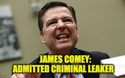 Slimy James Comey Calls for More 'Ethical Leadership' in 2018