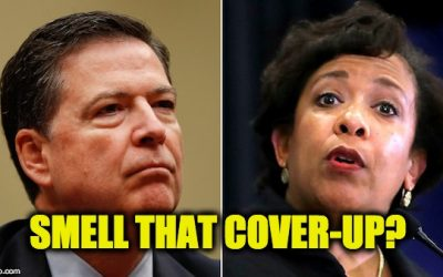 The FBI  Cover-Up Of Hillary Crimes Deepens