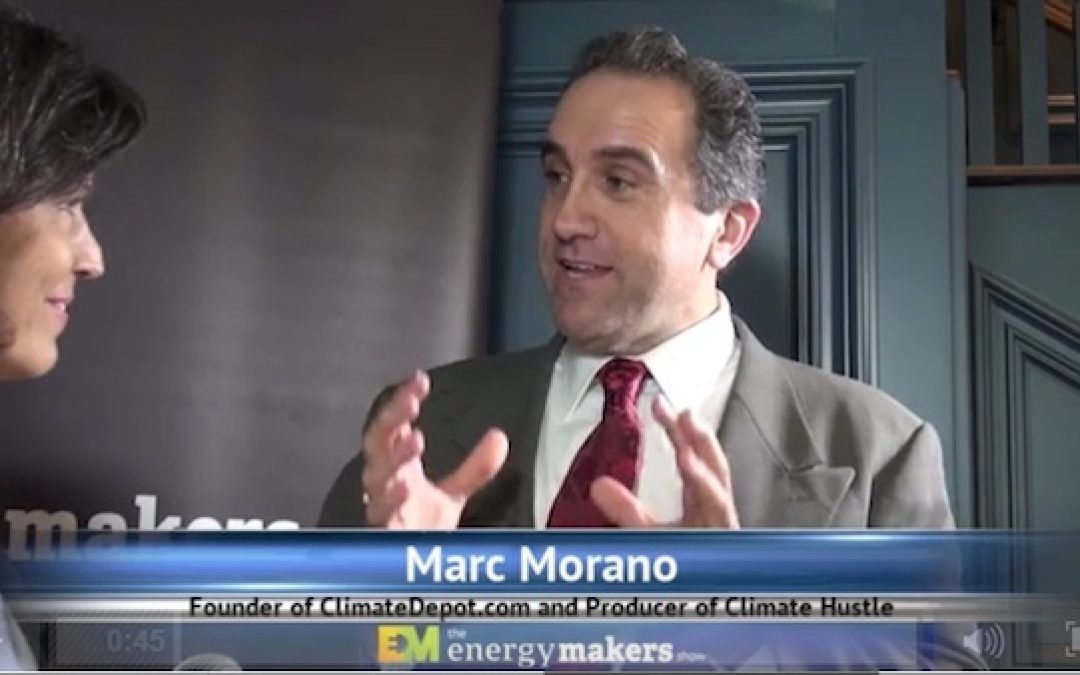 Today's Lid Radio Show @2PM w/Guest Marc Morano Exec. Editor Of Climate Depot