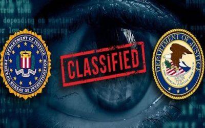 House GOP Wants Release Of Damning Memo Proving DOJ-FBI FISA Abuse
