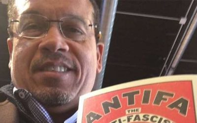 Keith Ellison (D-MN) Adds Antifa To His List Of Supported Terrorists