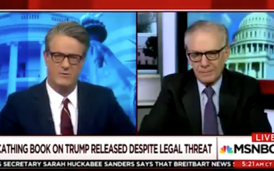 Joe Scarborough Likens Conservative Americans W/ Supporters Of Iranian Mullahs