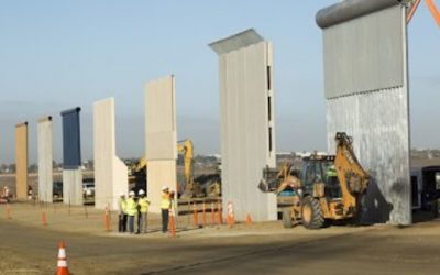 Forget Charging Mexico, Trump's Border Wall Will Pay For Itself