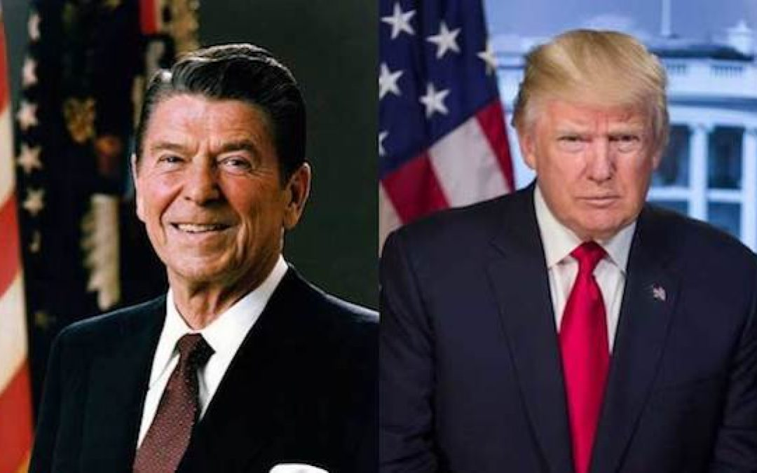 Has Trump Already Accomplished More Than 8 Years Of Reagan?