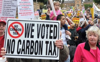 Economists Say Carbon Taxes Increase Carbon Emissions