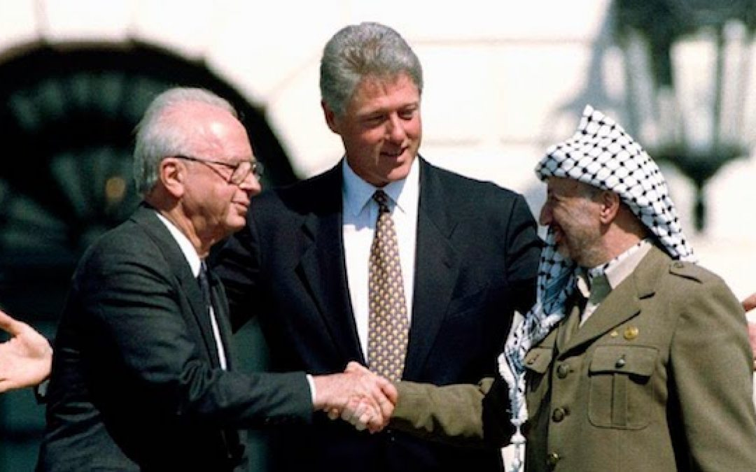 Palestinian Pres. Trashes Trump & Declares Oslo Accords Dead (But They Were Never Alive)