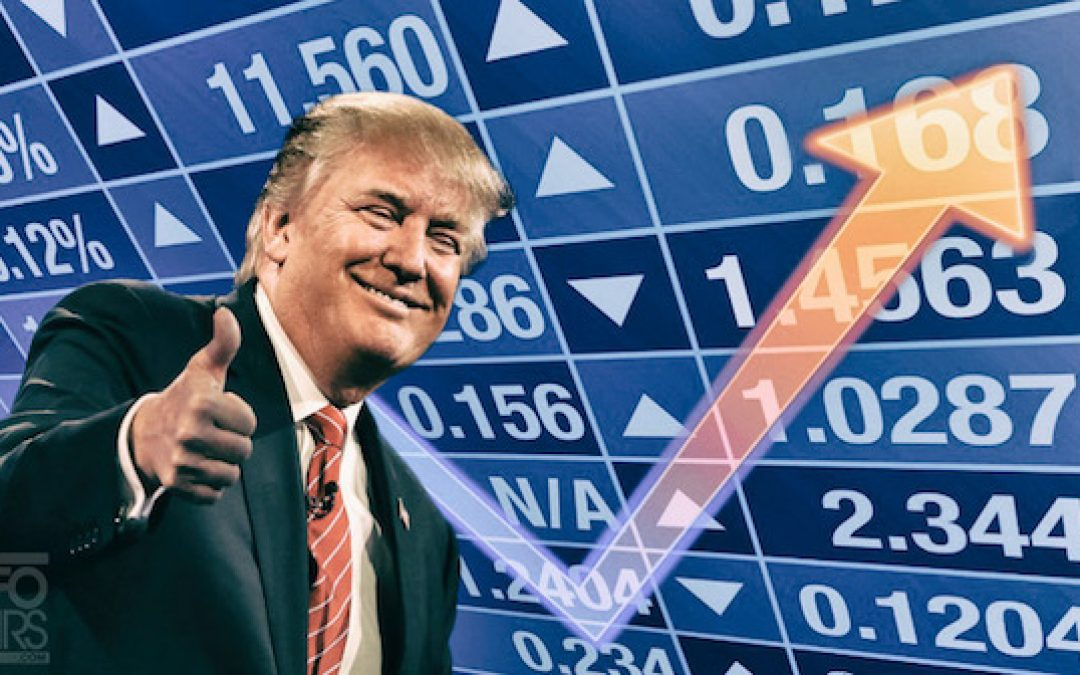 Latest Economic News Proves Trump Policies Are Working for America