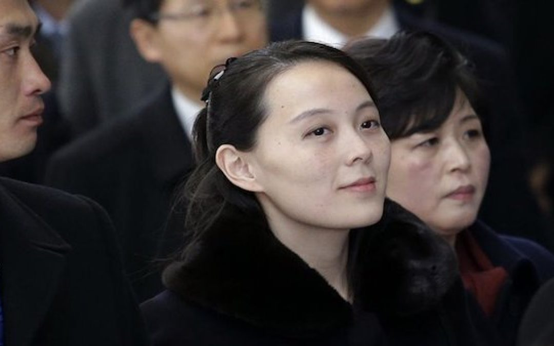 "Liberal U.S. Media Becomes Propagandists For North Korea Fall ""In Love"" With Tyrant's Sister"