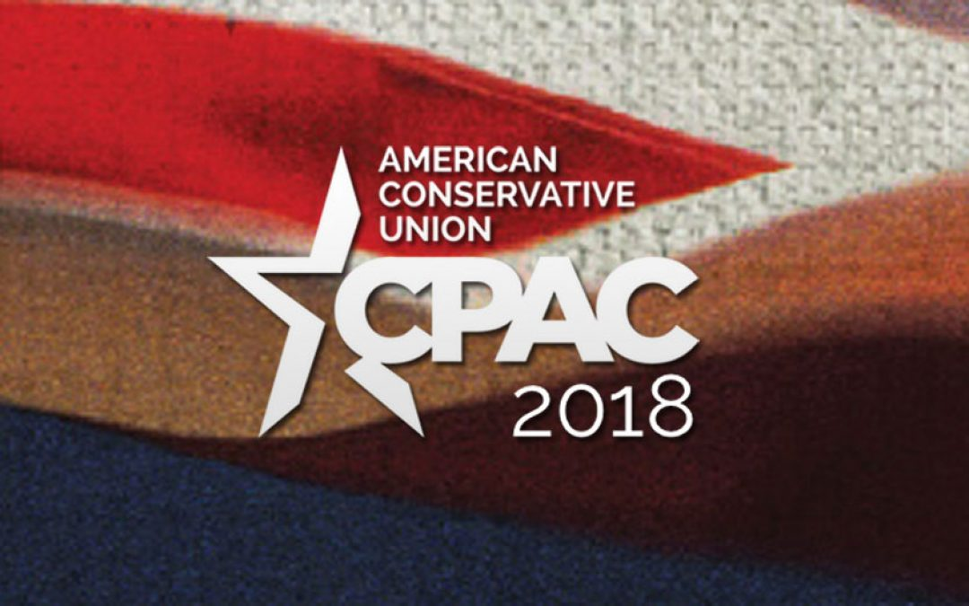 CPAC's Ian Walters, Liberals' Latest Target