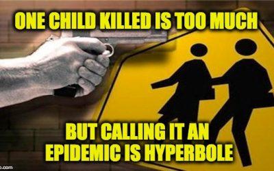Northeastern U Study: School Shootings Have DECLINED Since 1990s