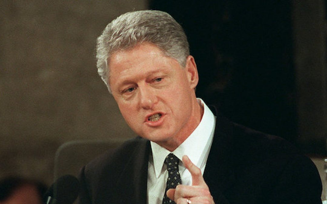 Hey Liberals, Armed Guards In Schools Was Bill Clinton's Idea