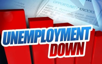 Number Of Americans Filing For Unemployment Benefits At 45-Year Low
