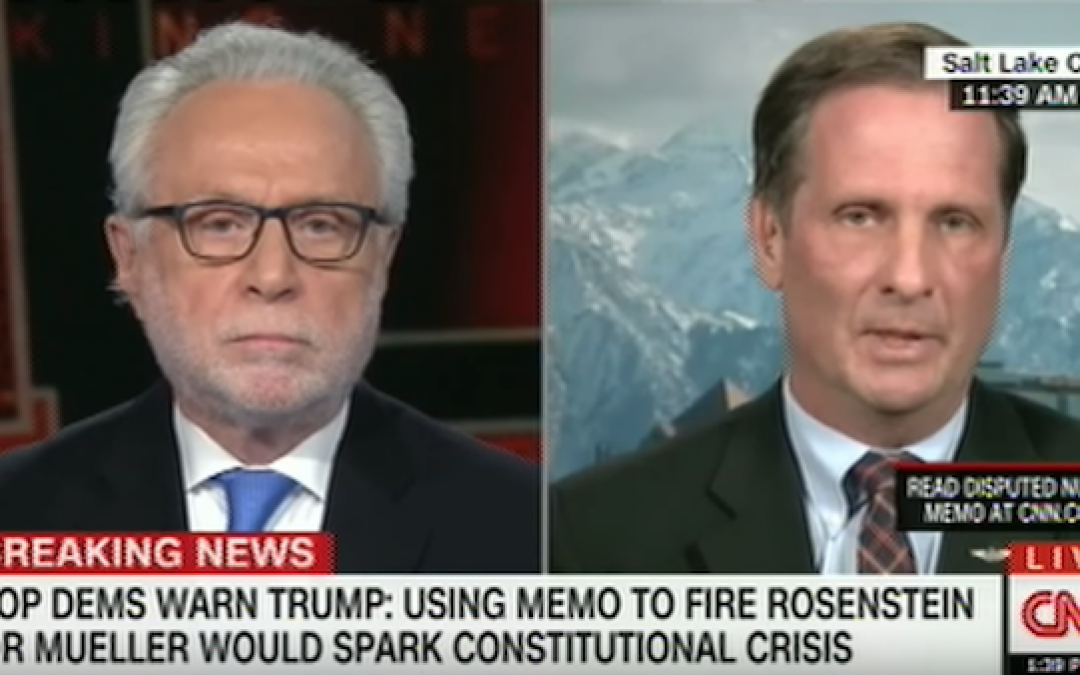 Wolf Blitzer Ditches Objectivity to Promote Russia Nonsense
