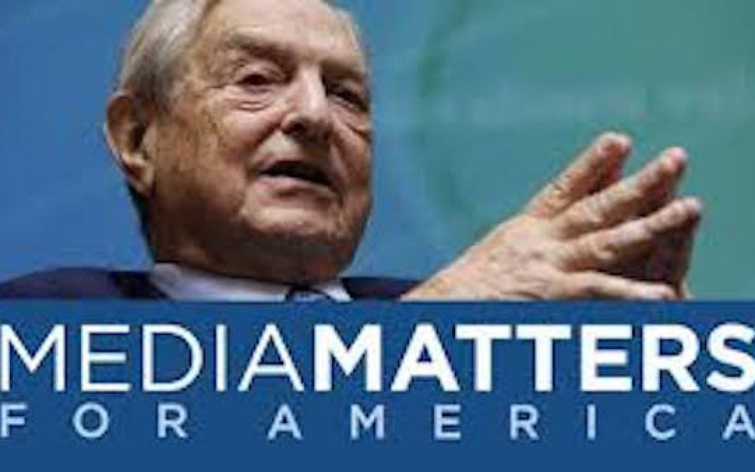 Soros-Funded Media Matters Falsely Claims Social Media Companies Not Censoring Conservatives