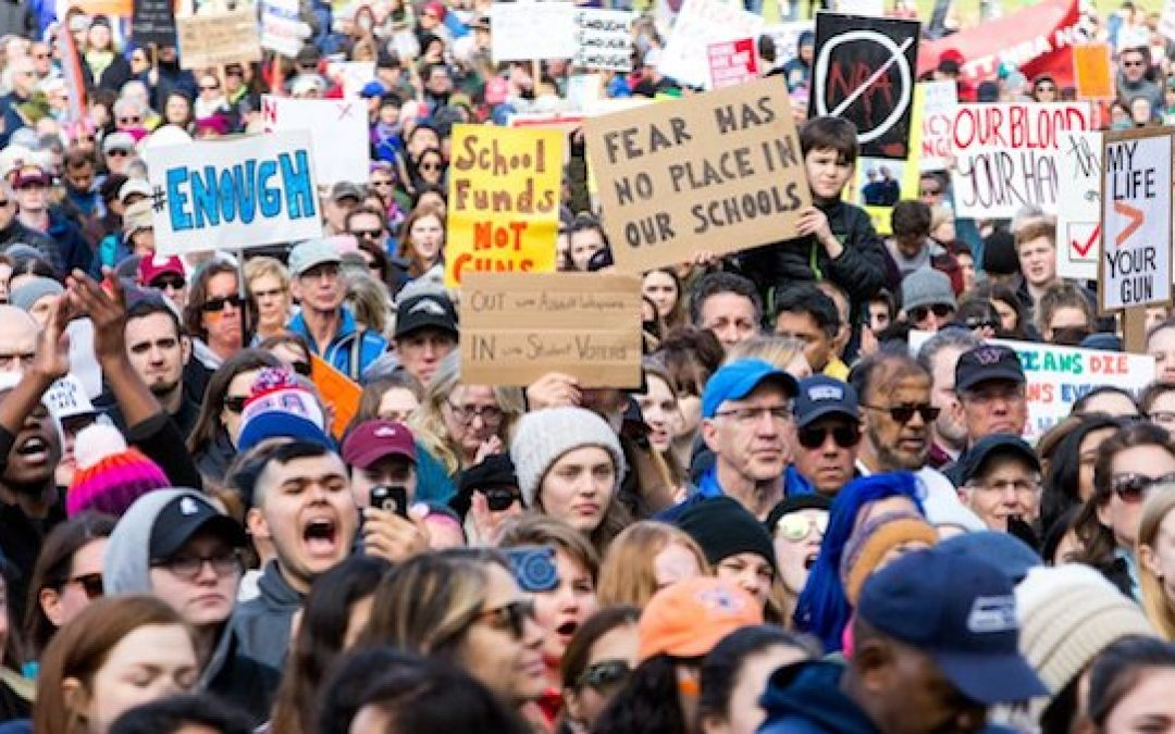 All The Second Amendment Lies From So-Called 'March For Our Lives'