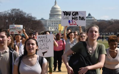 Guess Who's Funding the 'Student' Gun Control Movement?