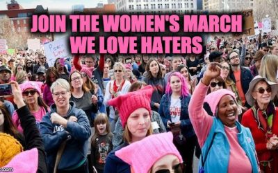 Women's March Says It Loves, But Spreads Hatred Instead