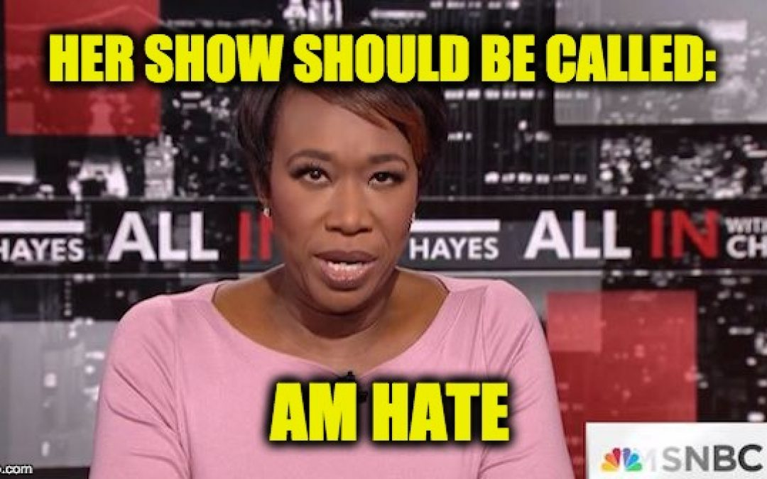 Joy Reid Panel Hopes Fox News Viewers 'Die Off,' & Claim 'Chicago' Code For Racism